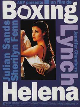 Boxing Helena - 11 x 17 Movie Poster - French Style B