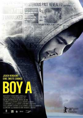Boy A - 11 x 17 Movie Poster - German Style A