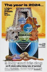 A Boy and His Dog - 43 x 62 Movie Poster - Bus Shelter Style A