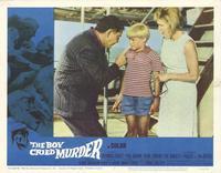 Boy Cried Murder - 11 x 14 Movie Poster - Style C