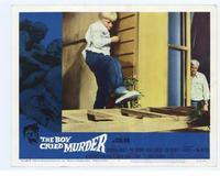 Boy Cried Murder - 11 x 14 Movie Poster - Style E