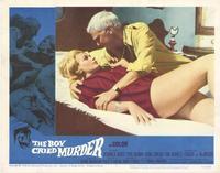 Boy Cried Murder - 11 x 14 Movie Poster - Style F