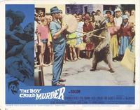 Boy Cried Murder - 11 x 14 Movie Poster - Style I