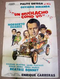 Boy Like Me - 27 x 40 Movie Poster - Spanish Style A