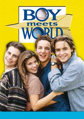 Boy Meets World - 11 x 17 TV Poster - Style A