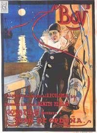 Boy - 11 x 17 Movie Poster - Spanish Style C