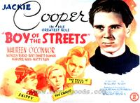 Boy of the Streets - 11 x 14 Movie Poster - Style A