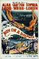 Boy on a Dolphin - 11 x 17 Movie Poster - Style A