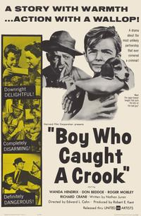 Boy Who Caught a Crook - 11 x 17 Movie Poster - Style A