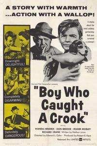 Boy Who Caught a Crook - 27 x 40 Movie Poster - Style A