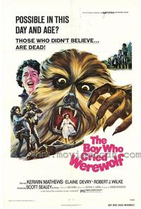 Boy Who Cried Werewolf - 27 x 40 Movie Poster - Style A