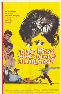 Boy Who Stole a Million - 27 x 40 Movie Poster - Style A