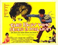 Boy Who Stole a Million - 22 x 28 Movie Poster - Half Sheet Style A
