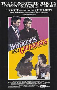 Boyfriends & Girlfriends - 27 x 40 Movie Poster - Style A
