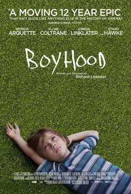 Boyhood - 27 x 40 Movie Poster - Style A
