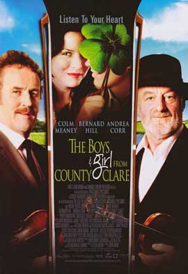Boys and Girl from County Clare - 11 x 17 Movie Poster - Style A