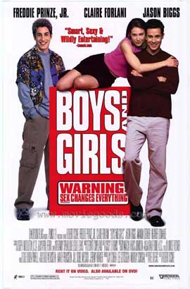Boys and Girls - 11 x 17 Movie Poster - Style A