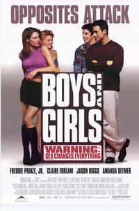 Boys and Girls - 11 x 17 Movie Poster - Style B