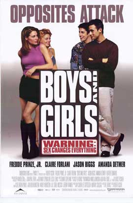 Boys and Girls - 27 x 40 Movie Poster - Style A