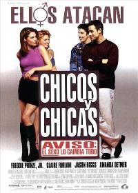 Boys and Girls - 11 x 17 Movie Poster - Spanish Style A
