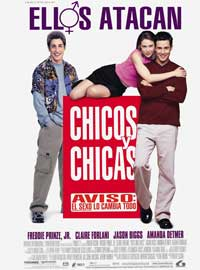 Boys and Girls - 11 x 17 Movie Poster - Spanish Style B
