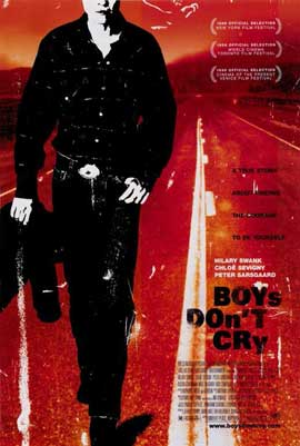 Boys Don't Cry - 11 x 17 Movie Poster - Style A