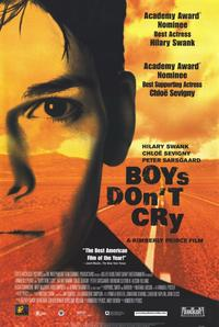 Boys Don't Cry - 11 x 17 Movie Poster - Style B