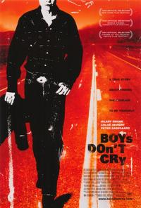 Boys Don't Cry - 27 x 40 Movie Poster - Style A