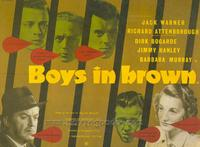Boys in Brown - 11 x 14 Movie Poster - Style A