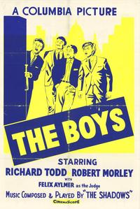 Boys - 11 x 17 Movie Poster - Style A
