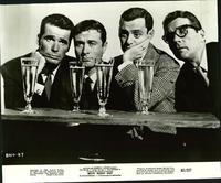 Boys' Night Out - 8 x 10 B&W Photo #1