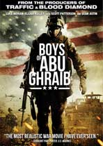 """Boys of Abu Ghraib"" Movie Poster"