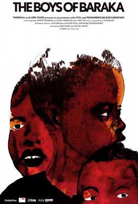 Boys of Baraka - 11 x 17 Movie Poster - Style A