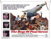 Boys of Paul Street - 11 x 14 Movie Poster - Style A