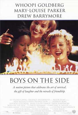 Boys on the Side - 11 x 17 Movie Poster - Style A