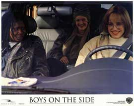 Boys on the Side - 11 x 14 Movie Poster - Style A