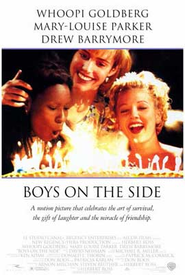 Boys on the Side - 27 x 40 Movie Poster - Style A