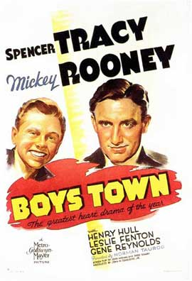 Boys Town - 11 x 17 Movie Poster - Style A