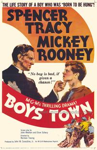 Boys Town - 27 x 40 Movie Poster - Style B