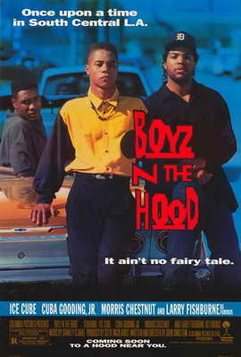 Boyz N the Hood - 11 x 17 Movie Poster - Style A