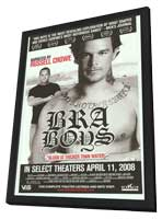 Bra Boys - 27 x 40 Movie Poster - Style A - in Deluxe Wood Frame
