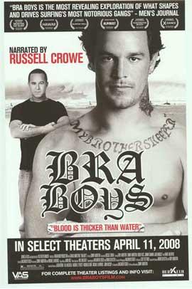 Bra Boys - 11 x 17 Movie Poster - Style A