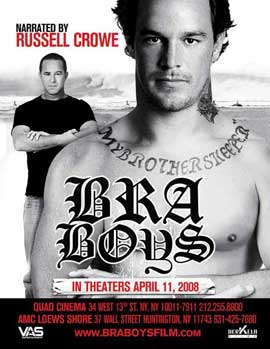 Bra Boys - 11 x 17 Movie Poster - Style B