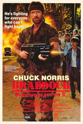 Braddock: Missing in Action 3 - 27 x 40 Movie Poster - Style A