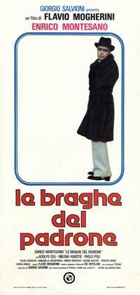 Braghe del padrone, Le - 13 x 28 Movie Poster - Italian Style A