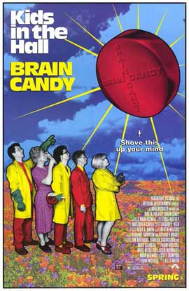 Brain Candy - 11 x 17 Movie Poster - Style A