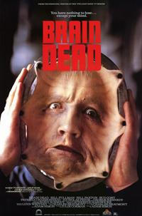 Brain Dead - 11 x 17 Movie Poster - Style A