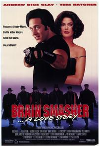 Brain Smasher. . .A Love Story - 27 x 40 Movie Poster - Style A