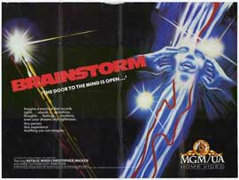 Brainstorm - 11 x 17 Movie Poster - Style A