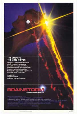 Brainstorm - 11 x 17 Movie Poster - Style B
